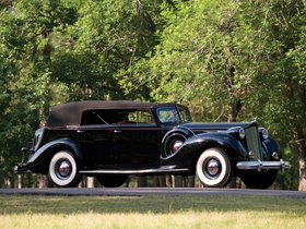 Ver foto 8 de Packard Twelve Convertible Sedan 1938