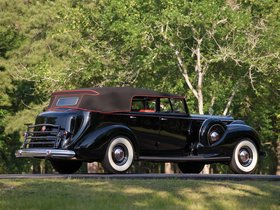 Ver foto 7 de Packard Twelve Convertible Sedan 1938