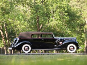 Ver foto 6 de Packard Twelve Convertible Sedan 1938