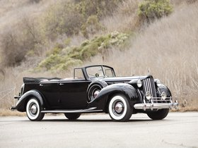 Fotos de Packard Twelve Convertible Sedan 1939