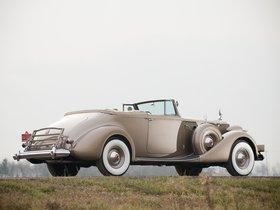 Ver foto 4 de Packard Twelve Convertible Victoria 1937