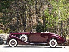 Ver foto 3 de Packard Twelve Convertible Victoria 1937