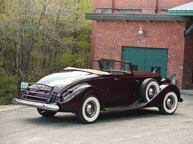 Ver foto 2 de Packard Twelve Convertible Victoria 1937
