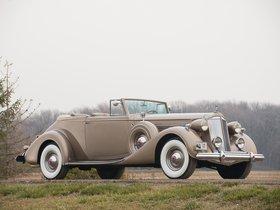 Ver foto 8 de Packard Twelve Convertible Victoria 1937