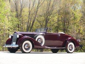 Ver foto 6 de Packard Twelve Convertible Victoria 1937