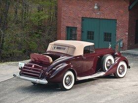 Ver foto 5 de Packard Twelve Convertible Victoria 1937