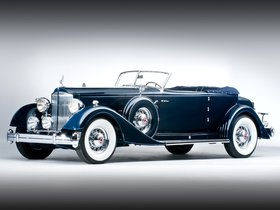 Ver foto 6 de Packard Twelve Convertible Victoria by Dietrich  1934
