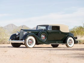 Ver foto 5 de Packard Twelve Convertible Victoria by Dietrich  1934