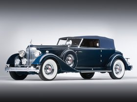 Ver foto 3 de Packard Twelve Convertible Victoria by Dietrich  1934