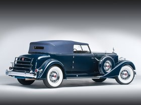 Ver foto 2 de Packard Twelve Convertible Victoria by Dietrich  1934