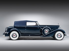 Ver foto 11 de Packard Twelve Convertible Victoria by Dietrich  1934