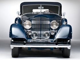 Ver foto 10 de Packard Twelve Convertible Victoria by Dietrich  1934