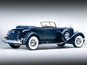 Ver foto 9 de Packard Twelve Convertible Victoria by Dietrich  1934
