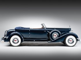 Ver foto 8 de Packard Twelve Convertible Victoria by Dietrich  1934