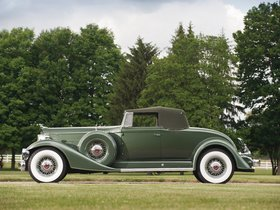 Ver foto 12 de Packard Twelve Coupe Roadster 1933