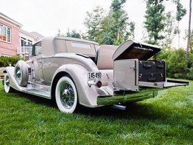 Ver foto 10 de Packard Twelve Coupe Roadster 1933