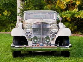 Ver foto 9 de Packard Twelve Coupe Roadster 1933