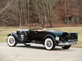 Ver foto 8 de Packard Twelve Coupe Roadster 1933