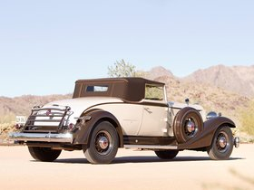 Ver foto 6 de Packard Twelve Coupe Roadster 1933