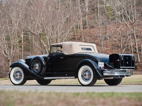 Ver foto 4 de Packard Twelve Coupe Roadster 1933