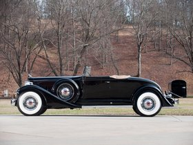 Ver foto 3 de Packard Twelve Coupe Roadster 1933