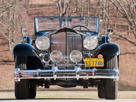 Ver foto 2 de Packard Twelve Coupe Roadster 1933
