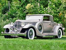 Fotos de Packard Twelve Coupe Roadster 1933