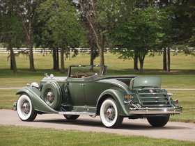 Ver foto 14 de Packard Twelve Coupe Roadster 1933