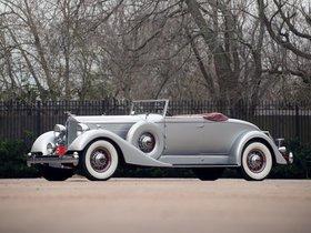 Ver foto 2 de Packard Twelve Coupe Roadster 1934