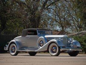 Fotos de Packard Twelve Coupe Roadster 1934