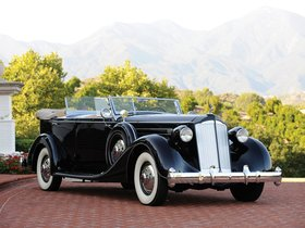Ver foto 4 de Packard Twelve Dual Cowl Sport Phaeton by Dietrich 1935