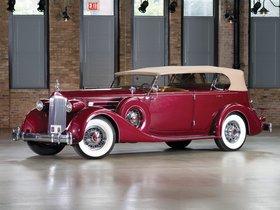 Ver foto 2 de Packard Twelve Dual Cowl Sport Phaeton by Dietrich 1935