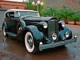 Fotos de Packard Twelve Dual Cowl Sport Phaeton by Dietrich 1935