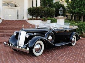 Ver foto 9 de Packard Twelve Dual Cowl Sport Phaeton by Dietrich 1935