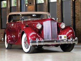 Ver foto 8 de Packard Twelve Dual Cowl Sport Phaeton by Dietrich 1935
