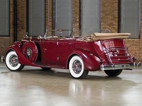 Ver foto 7 de Packard Twelve Dual Cowl Sport Phaeton by Dietrich 1935