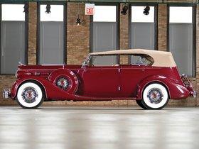 Ver foto 6 de Packard Twelve Dual Cowl Sport Phaeton by Dietrich 1935