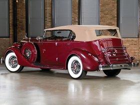 Ver foto 5 de Packard Twelve Dual Cowl Sport Phaeton by Dietrich 1935