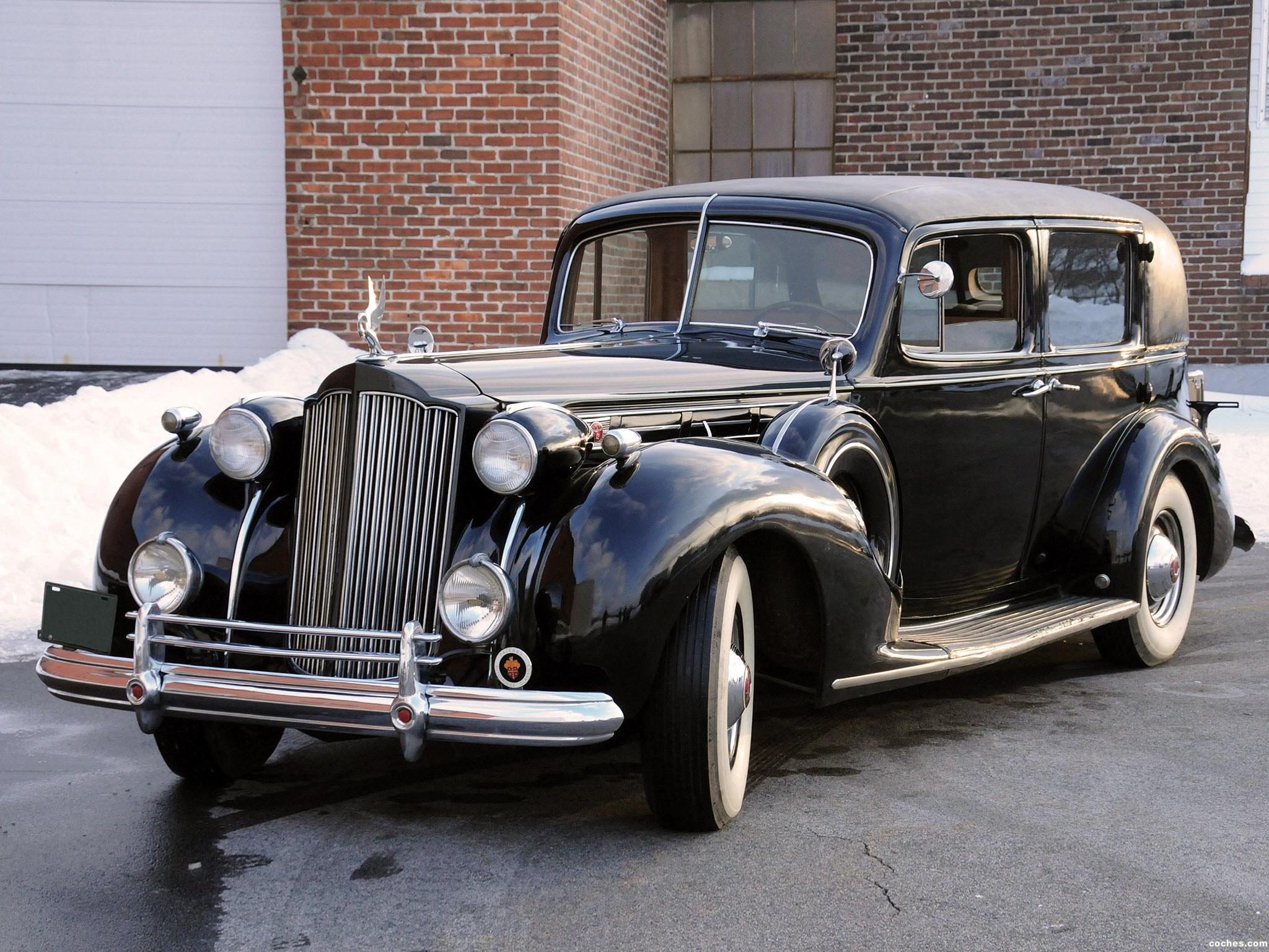 Foto 0 de Packard Twelve Formal Sedan 1939
