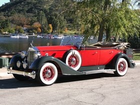 Ver foto 4 de Packard Twelve Phaeton 1934