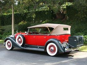 Ver foto 3 de Packard Twelve Phaeton 1934