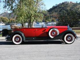 Ver foto 2 de Packard Twelve Phaeton 1934