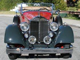 Fotos de Packard Twelve Phaeton 1934