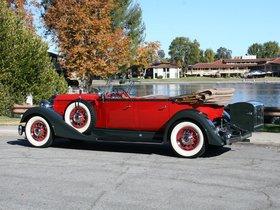 Ver foto 12 de Packard Twelve Phaeton 1934