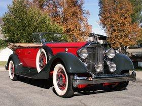 Ver foto 11 de Packard Twelve Phaeton 1934