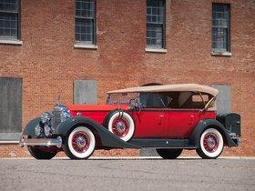 Ver foto 10 de Packard Twelve Phaeton 1934