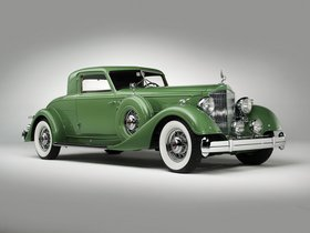 Ver foto 2 de Packard Twelve Sport Coupe by Dietrich 1934