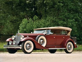 Ver foto 2 de Packard Twelve Sport Phaeton 1933