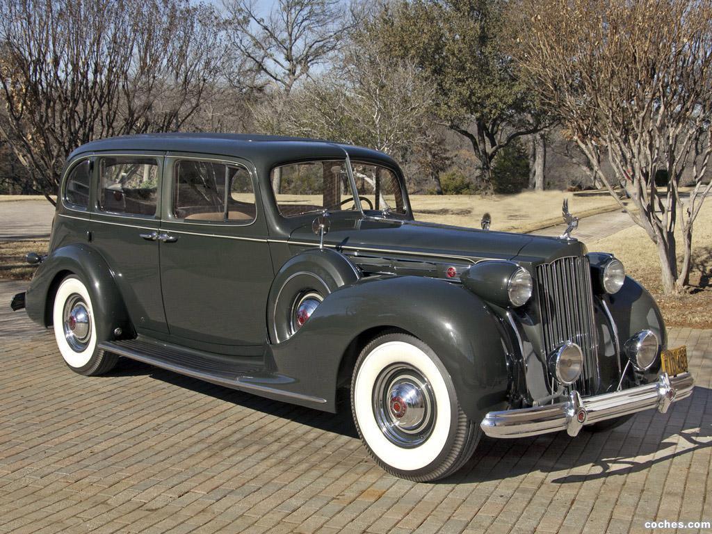 Foto 0 de Packard Twelve Touring Sedan 1939