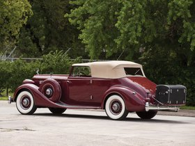 Ver foto 2 de Packard Twelve Victoria Convertible by Dietrich 1936